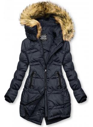 Gesteppte Jacke für Herbst/Winter dunkelblau